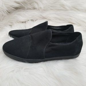 Eileen Fisher Loafer Flats - Dell Sneaker Sole
